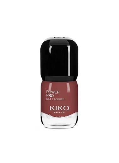 KIKO Power Pro Nail Lacquer 89 Kırmızı